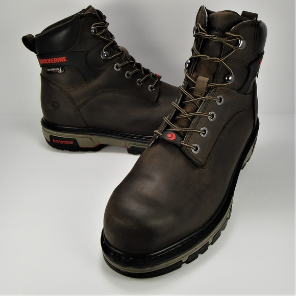 ab9252beccd Wolverine Nation Men's Work Boot Size 10.5XW